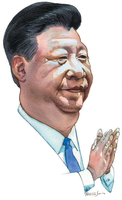 Who Is Xi? | News, not covered in the news | Scoop.it