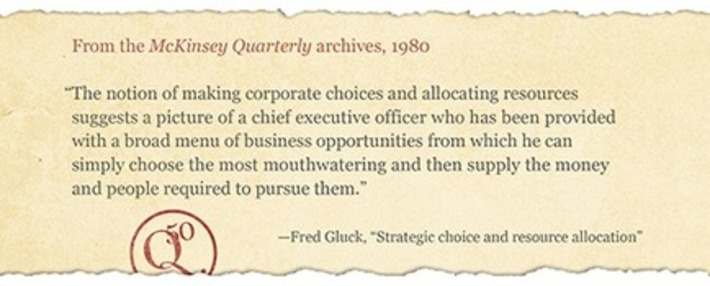 What strategists need: A meeting of the minds | Excellent Business Blogs | Scoop.it
