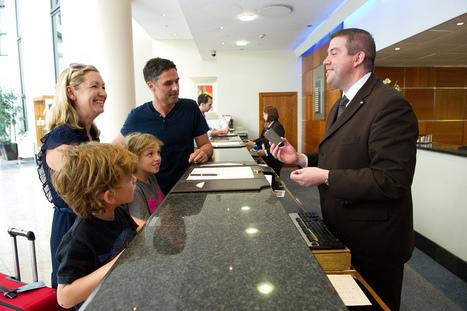 #turismo Come usare i dati per personalizzare l'arrivo degli ospiti in hotel | ALBERTO CORRERA - QUADRI E DIRIGENTI TURISMO IN ITALIA | Scoop.it