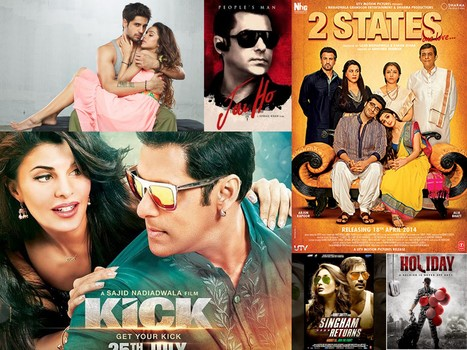 Top 10 Highest Grossing Bollywood Movies of 2014 | Entertainment | Scoop.it