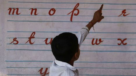 India's obsession with English is depriving many children of a real education - Quartz | Learning on the Fly | Scoop.it