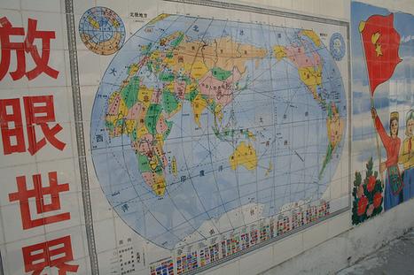Visiones del mundo: el mapamundi, según cada cultura | Geografía secundaria | Scoop.it