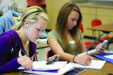 Inside the Flipped Classroom -- THE Journal   The 21st Century   Scoop.it