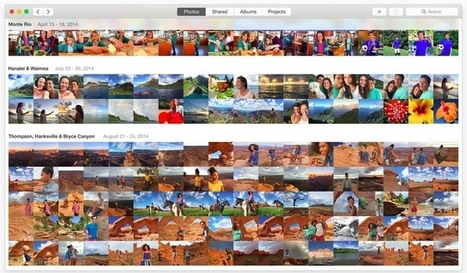How to Move an iPhoto Library into Photos for Mac | idevices for special needs | Scoop.it
