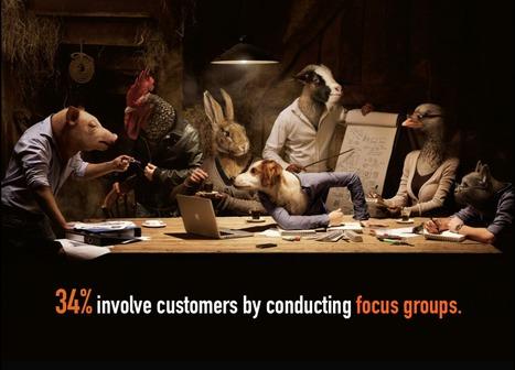 Fokusgruppen: der beste Weg um Innovation im Keim zu ersticken | Customer Service: Aussen fächern-innen bündeln | Scoop.it