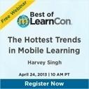 Webinar gratuito en inglés: The Hottest Trends in Mobile Learning (mLearnCon 2013)   Aula 2.0   Scoop.it