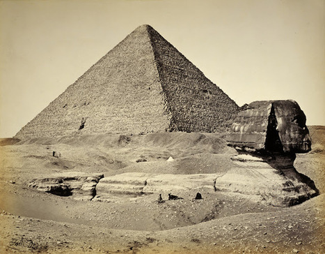 Uncovering the Sphinx | Aux origines | Scoop.it