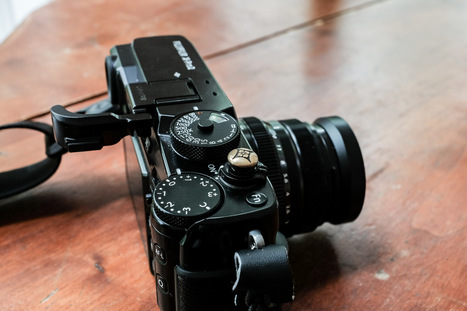 Lensmate X-Pro2 Folding Thumbrest Review | Fuji X | almaphotografica | Scoop.it