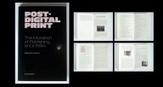 POST-DIGITAL PRINT: Interview to Alessandro Ludovico   Post-digital Print. La mutazione dell'editoria dal 1894   Scoop.it