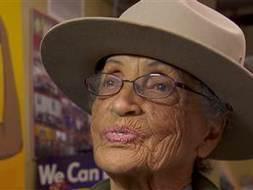 Nation's oldest park ranger back on the job | nutrition for the elderly | Scoop.it