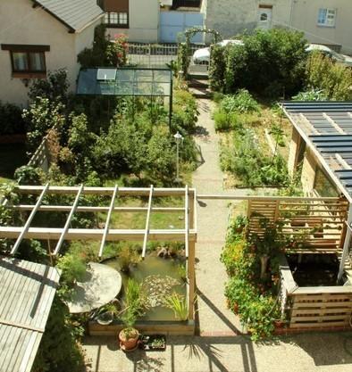 Exploit: dans son micro-jardin, Joseph produit 300kilos de légumes - Rue89 | Seniors | Scoop.it