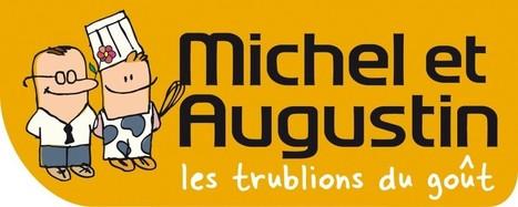 Michel et Augustin, une utilisation attractive des réseaux sociaux | Réseaux sociaux | Scoop.it