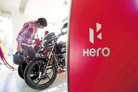 Hero MotoCorp invests Rs205 crore in electric vehicle start-up Ather Energy   Automotive Wheels View   Scoop.it