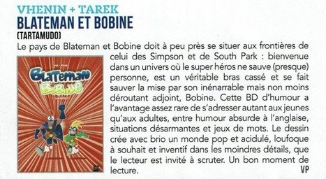 Un article dans PT magazine | Bande dessinée et illustrations | Scoop.it