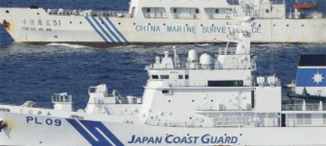 La nouvelle bataille du Pacifique   Realpolitik.tv > la géopolitique sur ...   Tensions en mer de Chine   Scoop.it