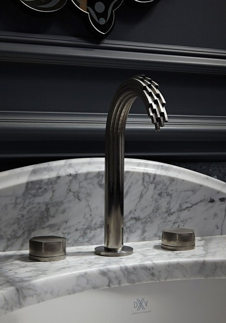 american standard splashes out 'DXV' line of 3D printed metal faucets   Architecture, design & algorithms   Scoop.it