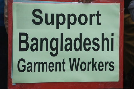 Support Bangladeshi Garment Workers - November 30, 2012 | Asian Labour Update | Scoop.it