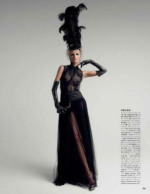 Dior Couture de Adore par Patrick Demarchelier et Vogue | alphite.com | Fashion Trendnews | Scoop.it
