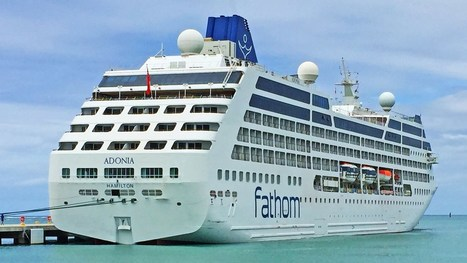 Fathom cruises going away, but brand remains for excursions: Travel Weekly | TLC TravelS' Tours & Cruises! | Scoop.it