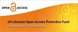 JH Libraries Open Access Promotion Fund   The Sheridan Libraries Blog   Open Knowledge   Scoop.it