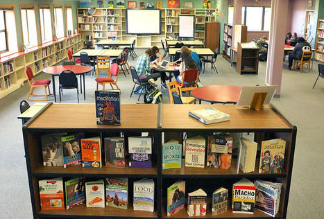 City, schools link libraries, share resources - Port Townsend Leader | School Library Advocacy | Scoop.it