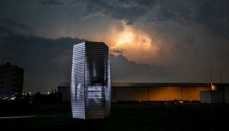 Esta torre limpia el smog de la ciudad | Infraestructura Sostenible | Scoop.it