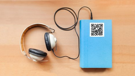 Using QR Codes to Build a Classroom Audio Library | Digital Storytelling Tools, Apps and Ideas | Scoop.it