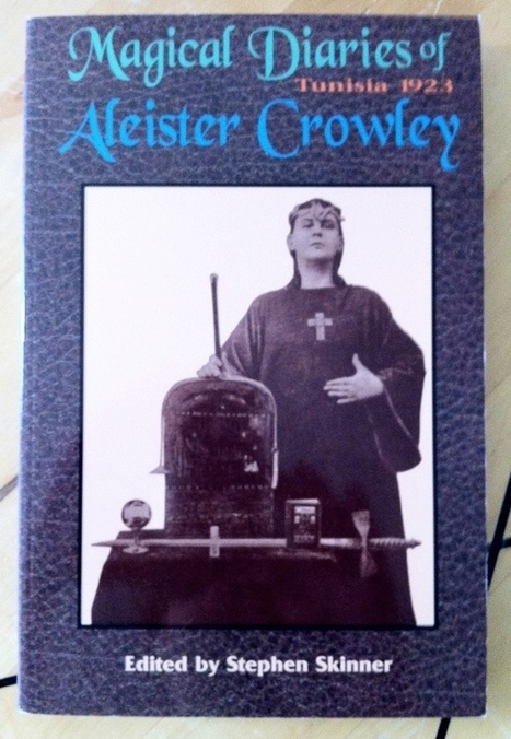 The Magical Diaries of Aleister Crowley - The Hermetic Library Blog   Library   Scoop.it