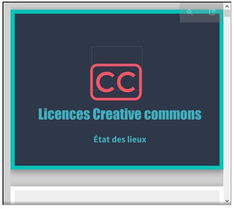 Portail Skoden pour la formation ouverte et à distance - Licences Creative Commons : Etat des lieux | TIC et TICE mais... en français | Apprentissages, pédagogie et technologie | Scoop.it