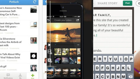 iPhone Apps of the Week: Clipper, Potluck, and More - Gizmodo | Learning-21st Century | Scoop.it