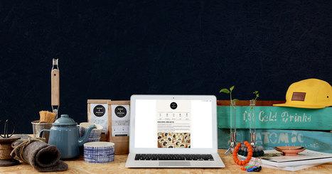 Start a free online store - Ecommerce website for everyone - Tictail | Ideas de diseño web | Scoop.it