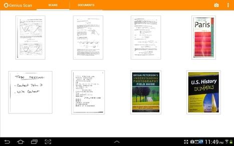 Genius Scan for Android | Linguagem Virtual | Scoop.it