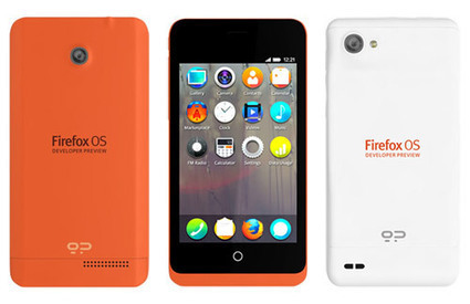 Mozilla showed Firefox OS-based Keon and Peak smartphones   Latest   Scoop.it