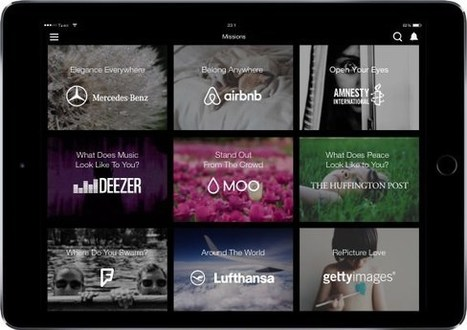 EyeEm | New Web 2.0 tools for education | Scoop.it