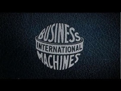 IBM Centennial Film: 100 X 100 - A century of achievements that have changed the world - YouTube | Rozwój internetu | Scoop.it