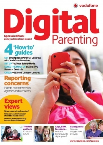 Vodafone Digital Parenting Magazine | e-Safety & e-Safeguarding | Scoop.it