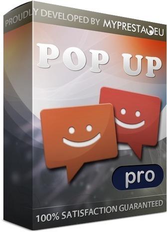 Responsive PrestaShop Popup module   Prestashop modules   Scoop.it
