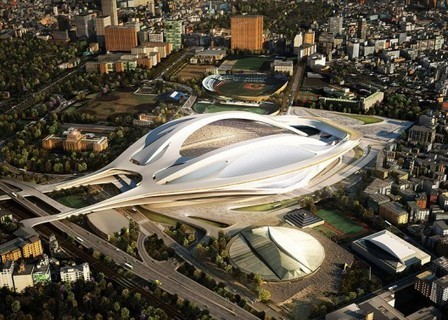 Tokyo to host the 2020 Olympics! | The Architecture of the City | Scoop.it