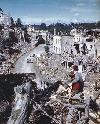 Coup de spot : La bataille de Normandie en photos | Wallyzorus | Wallyzorus | Scoop.it