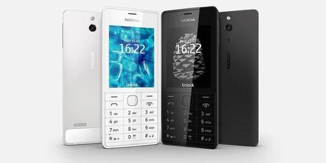 Nokia 515 Dual SIM Cellulari riceve aggiornamento | Cellulari Dual Sim Tech News | Scoop.it