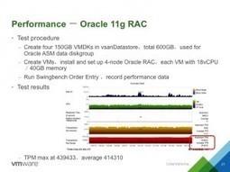 Oracle On Virtual SAN 6 | Virtual Blocks - VMware Blogs | Oracle | Scoop.it