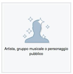 Impostazione di una Fan Page: come scegliere la giusta categoria? | marketing personale | Scoop.it