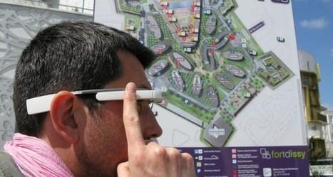Issy-les-Moulineaux : Google Glass et tourisme   Articles Objets Connectés   Scoop.it