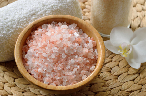 Les incroyables bienfaits du sel rose de l'Himalaya | Santé | Scoop.it