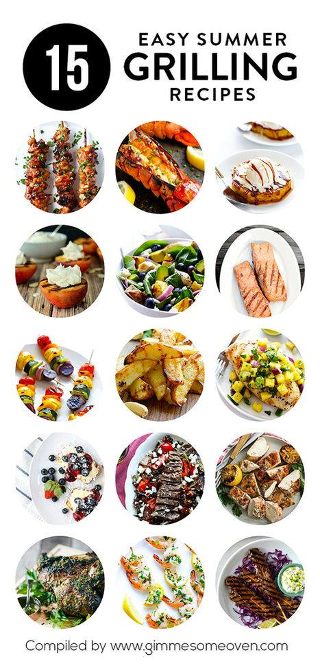 15 Easy Summer Grilling Recipes | ♨ Family & Food ♨ | Scoop.it