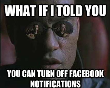 Comment désactiver notifications Facebook pour mobile? | Astuces sur Facebbook | Scoop.it