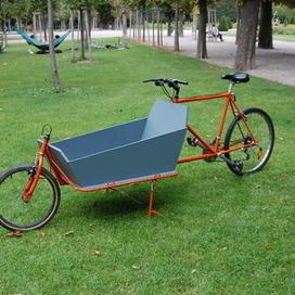 build a 2-wheel cargo bike | atelier vélo | Scoop.it