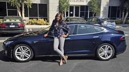 Aisha Tyler's eco-friendly Tesla 'works on angels, tears and magic' - The Globe and Mail | Gross Vehicle Mass Upgrades | Scoop.it