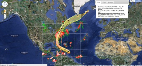 IbisEye: Your 2011 Hurricane source | Mapping NYC hurricane | Scoop.it