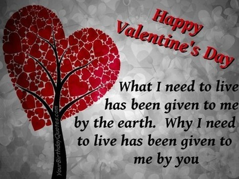 Happy Valentine's Day Romantic Messages For Facebook Friends | Valentine's Day SMS 2014 | valentines day sms , wishes, messages, images | Scoop.it